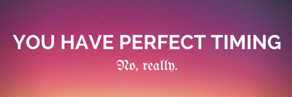 You're in the perfect place.